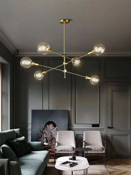 Transform Your Home Decor With Statement Lighting In 2020 Modern