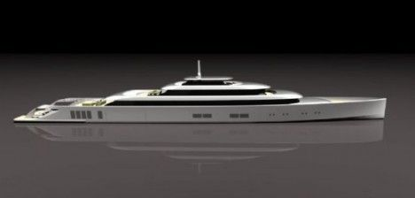 ImaraMegaYachtConcept Luxatic Anything But The Best - Giga yacht takes luxury oil tanker sized extreme