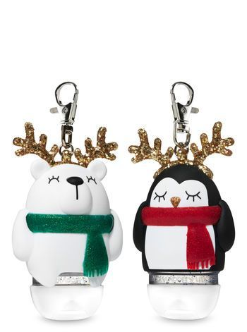 Bff Holiday Characters Pocketbac Holders Bath And Body Works