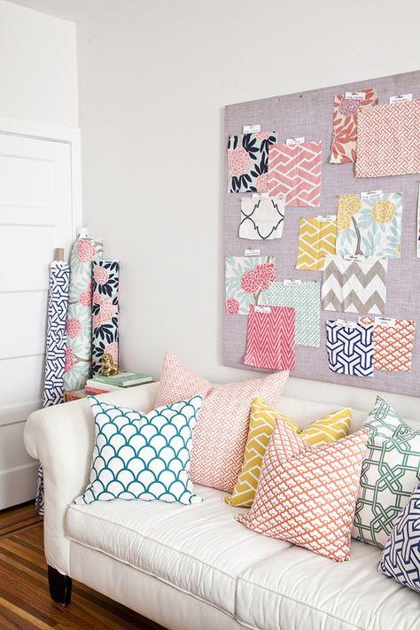 Cute fabrics!