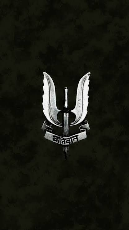 Balidaan Logo Indian Army Wallpapers Army Wallpaper Indian Army Special Forces Backgrounds indian army logo hd