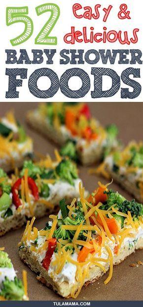 List Of Pinterest Babu Shower Food For Boy Snacks Appetizers