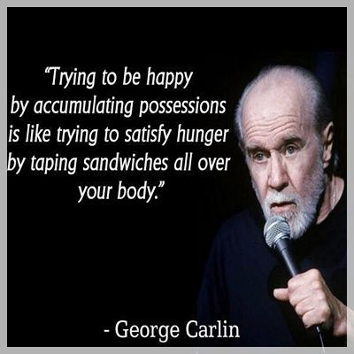 Inspirational Quotes Tumblr Bffquotes Inspirational Quotes About Hope In 2020 Trying To Be Happy Hope Quotes Inspirational George Carlin