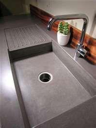 Concrete Countertops DIY U2013 How To Make A Concrete Kitchen Countertop |  Kitchen Love | Pinterest | Concrete Kitchen, Concrete Countertops And  Countertops
