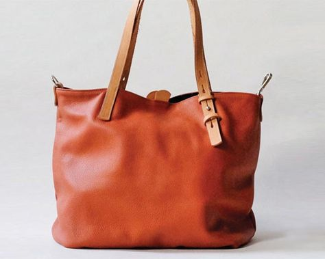 b42a77fc308d5 Back-to-School Bags for Adults | Bano Boutique | Durham, NC | Leather Tote  by Alfred Stadler
