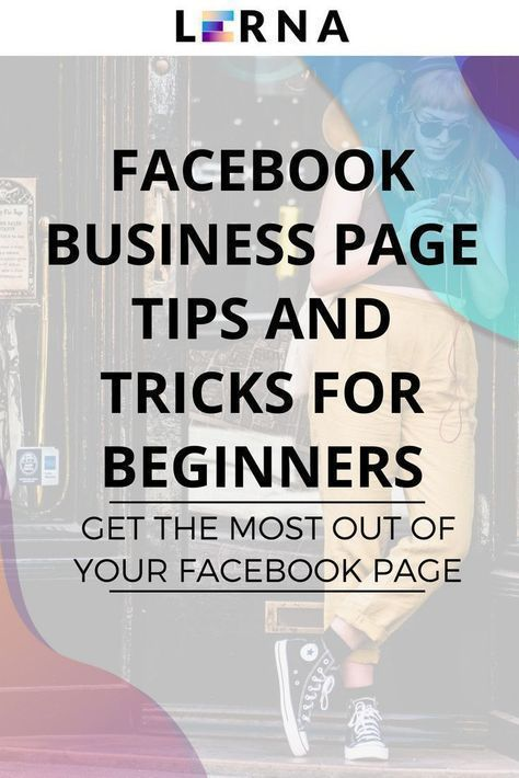 Facebook Business Page Tips and Tricks for Beginners