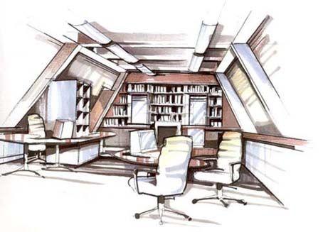 perspectief tekenen interieur - Google zoeken | perspectief | Pinterest