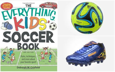 a58e4d5c636 Editor's Picks: 15 of the Best Soccer Gifts for Kids of All Ages    christmas gifts   Soccer gifts, Christmas gifts for boys, 10 year old boy