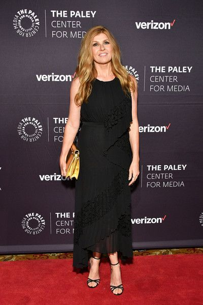 Connie Britton attends the 2018 Paley Honors at Cipriani Wall Street.
