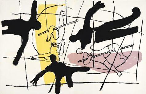 Fernand Léger - Cirque (71)
