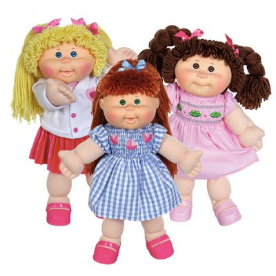 Celebrate Cabbage Patch Kids 35th Anniversary This Holiday Season With Limited Edition Vintage Kids Lots Of Licks Adoptimals And One Of A Kind Kids From Wicke Cabbage Patch Babies Cabbage Patch Kids Cabbage Patch Dolls