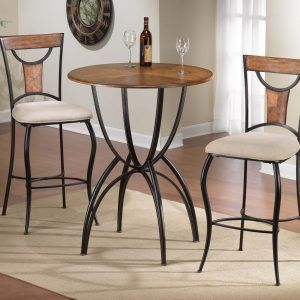 Bistro Style Kitchen Table And Chairs in 2019 | Bistro table ...