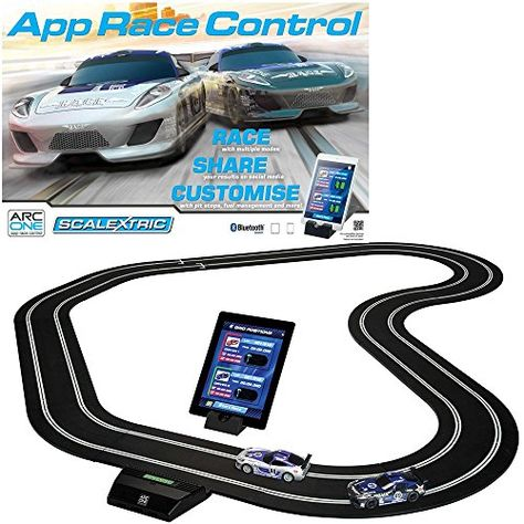 Scalextric 1 32 Scale C1329 Arc One App Race Control Set Popular Kids Toys Most Popular Kids Toys Toys For Girls