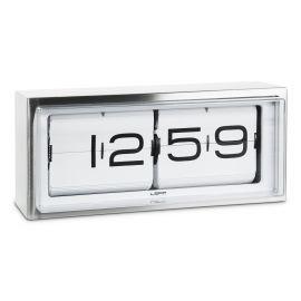 Block Alarm Clock Vintage Wall Clock Desk Clock Contemporary Wall Clock