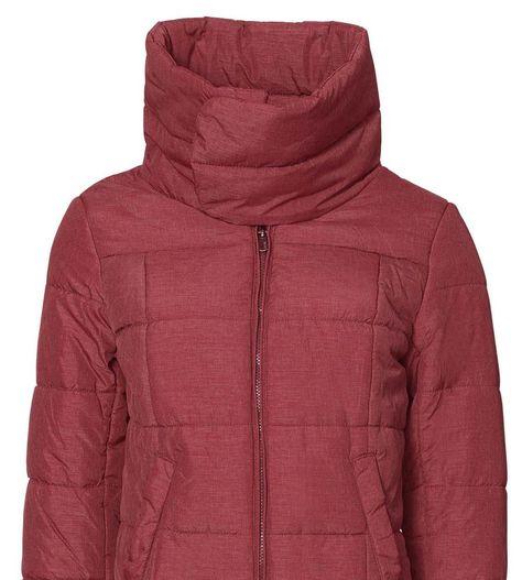 Neu GrM Jacke Rot Made Parka Winterjacke Fresh Damen cTFK1Jl