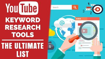 Best Keyword Research Tool For Youtube Youtube Keywords Research