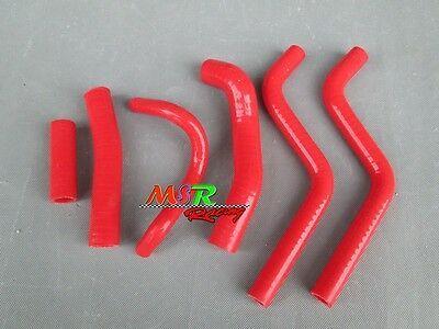 silicone radiator hose FOR Honda CR250R CR 250 R 2-stroke 1988-1991 1989