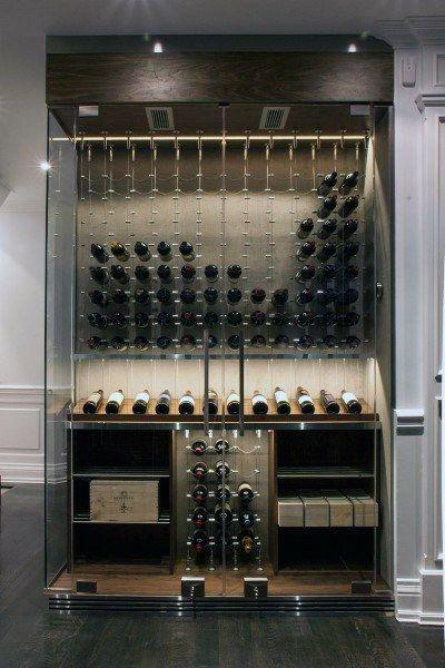Top 80 Best Wine Cellar Ideas Vino Room Designs Glass Wine Cellar Home Wine Cellars Wine Cellar Design
