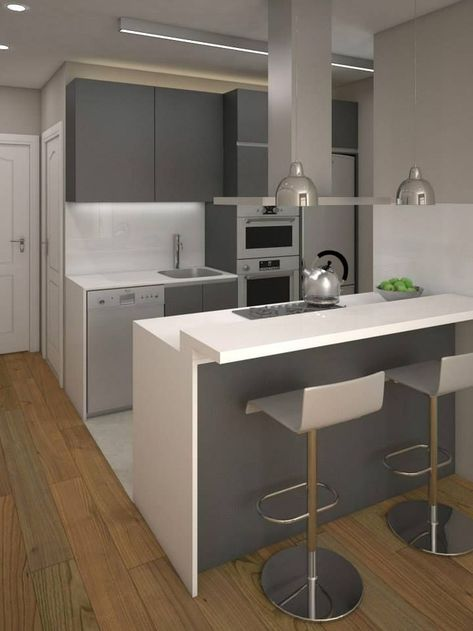 44 The Best Modern Kitchen Dining Area