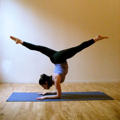 Fun and Challenging Yoga Poses for your Bucket List. I can do a few of them, I hope to achieve the super hard ones in the next year with a lot of work and practice.