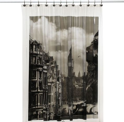 Bed Bath Beyond London Shower Curtain On Shopstyle Com Shower