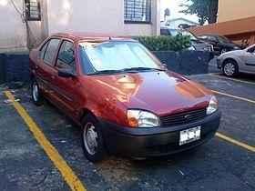Ford Ikon 2001 Rojo Bravio Jpg Ikon Ford