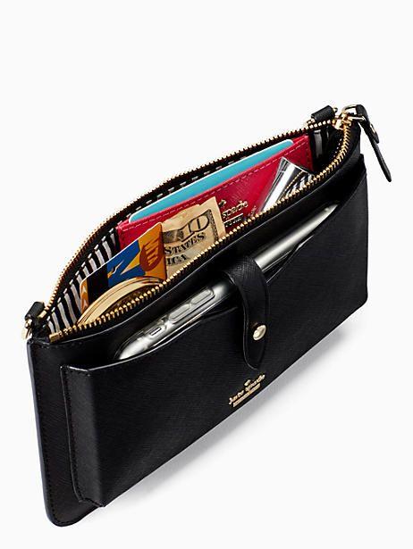 buy popular 5559f 5fd7c Kate Spade Iphone Crossbody Bag, Black   Products in 2019   Bags ...