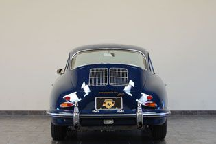 Cars For Sale Porsche 356 1964 Porsche 356 Sc Sunroof Coupe Bali Blue Cpr Classic Porsche 356 1964 Porsche Porsche