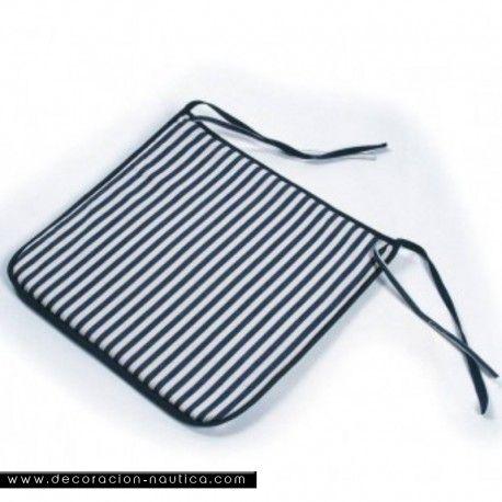 Pack de 4 Cojines para silla | Cojines de silla, Cojines, Sillas