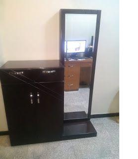 جزامه مع مرآه Shoe Rack With Mirror Shoe Rack With Mirror Shoe Rack Furniture