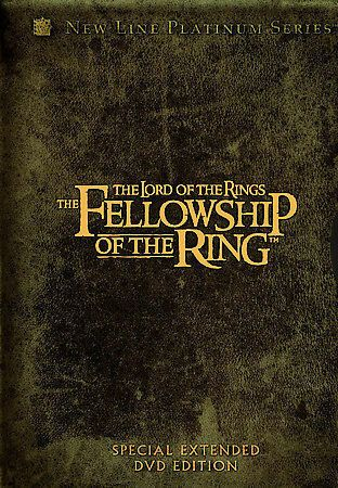 The Lord Of The Rings The Fellowship Of The Ring Dvd 2002 4 Disc Set Exten Lord Of The Rings Lordoftherings Fellowship Of The Ring Lord Of The Rings Lord