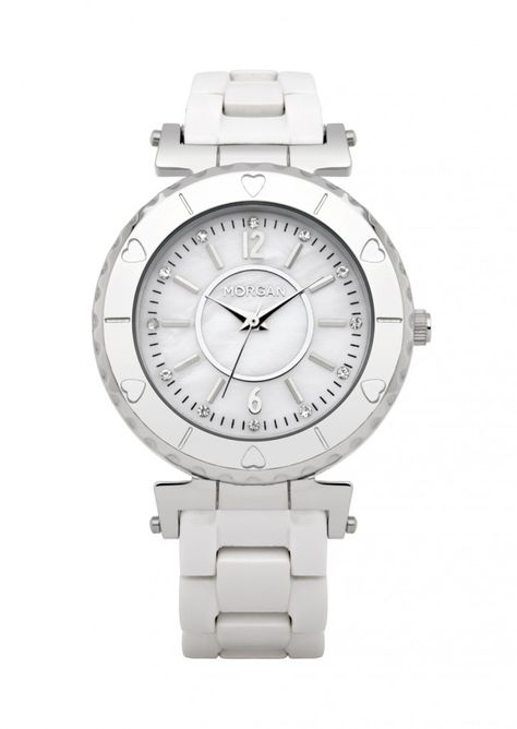 ultima reducere Modă 100% calitate Fashion Days - Morgan de Toi - Morgan de Toi, Ceas de dama alb ...