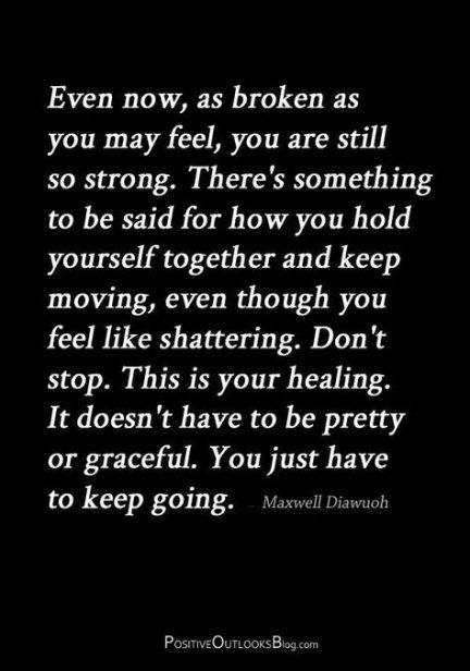 34 Trendy Quotes About Strength In Hard Times Recovery People