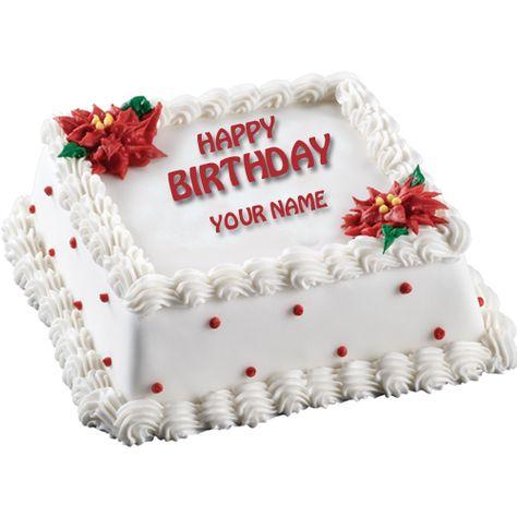 Tremendous Write Name On Birthday Cake With Images Birthday Cake Write Funny Birthday Cards Online Hetedamsfinfo