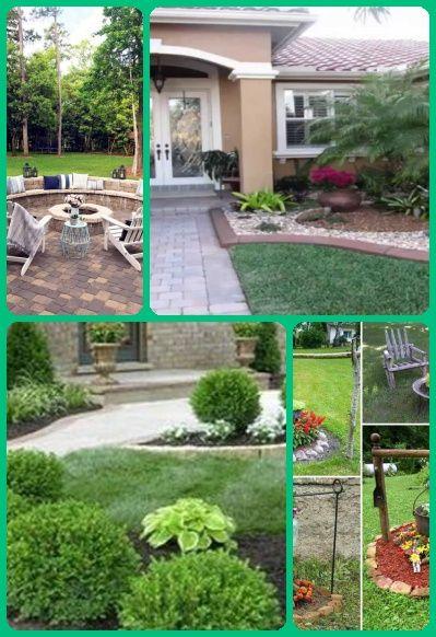 Front Garden Landscaping Ideas In 2020 Front Garden Design Garden Design Plans Front Garden Landscape