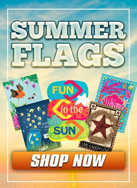 26 Spring Summer Flags Ideas In 2021 Flag Decor Flag Flag Store