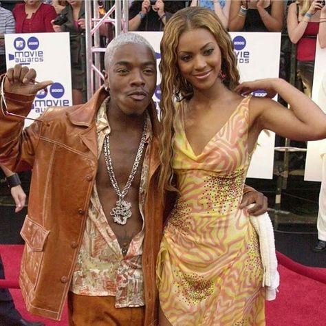 #ThrowbackThursday: Unleash The Dragon #Sisqo & 'Baby Boy' #Beyonce.