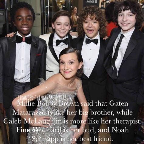 Stranger Things Facts: Photo