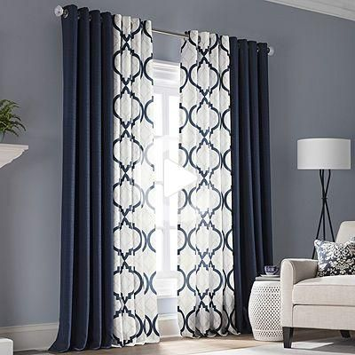 47 Affordable Bathroom Designs Ideas For Small Spaces In 2021 Blue Curtains Living Room Living Room Decor Curtains Curtains Living Room Modern
