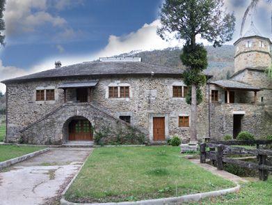 Pazo de Vilaxe, a Pontenova - LUGO.