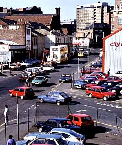 RETAIL MEMORIES : from times past in Newcastle and the North