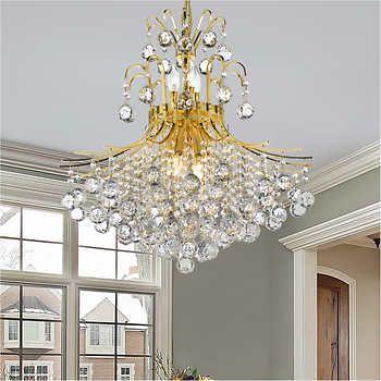 lighting by pecaso contour chandelier