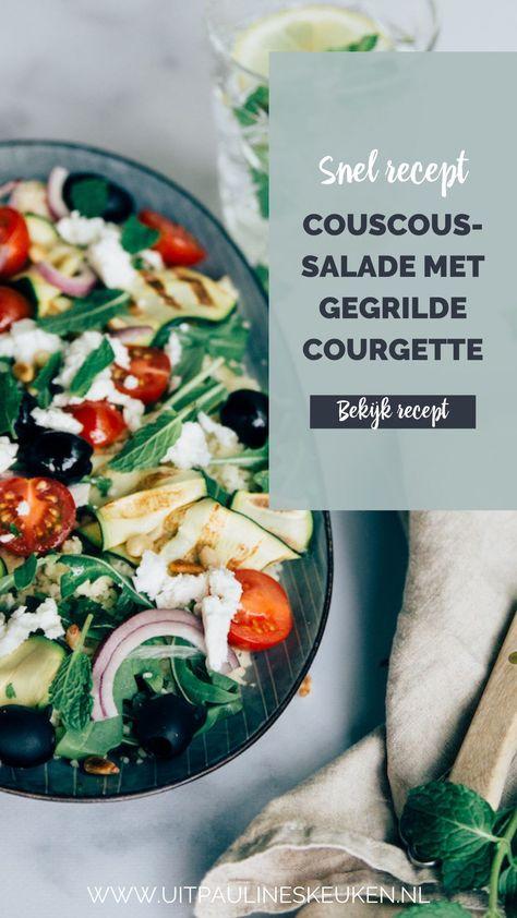 400 Ideeen Over Salade In 2021 Eten Gezonde Recepten Koken