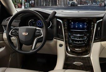 Pin Di 2020 Cadillac Escalade Interior