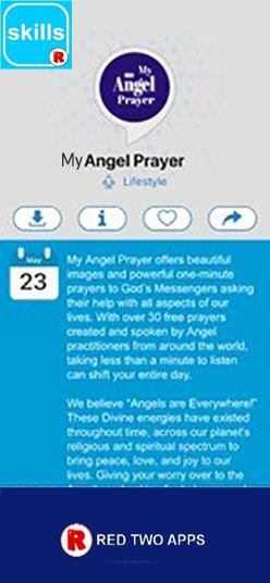 Woo Hoo! #MyAngelPrayer #AlexSkill featured on Red Two