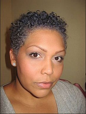 10 Best Hairstyles For Ladies Over 40 Natural Gray Hair Short