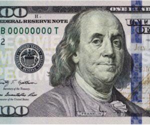Benjamin Franklin born in 1706 died in 1790
