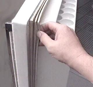 Is The Rubber Seal Around Your Refrigerator Door Tight A Loose Seal Leaks Energy Forcing Your Fridg Clean Refrigerator Door Refrigerator Repair Fridge Repair