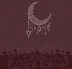 خلفية متحركة لهلال رمضان و الفوانيس In 2021 Celestial Celestial Bodies