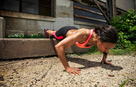 The 5-Minute Ultimate Core Workout
